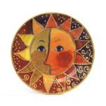 Тарелка - символ солнца