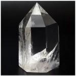 Кристалл горного хрусталя