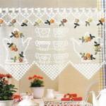 Кухонные занавески