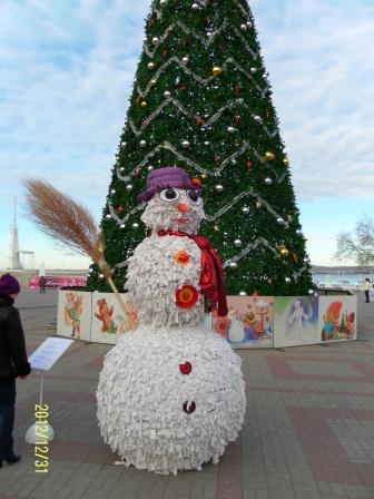 Снеговик исполнения желаний