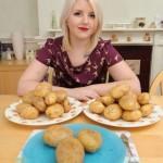 Картофель - любимое блюдо