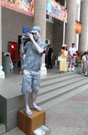 """Оживший "" фотограф"