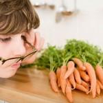 Морковка и зрение