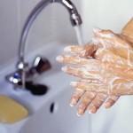 Мыть руки необходимо через 3 часа